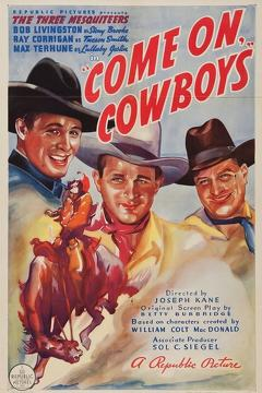 Best Western Movies of 1937 : Come on, Cowboys
