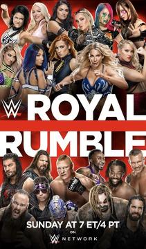 Best Drama Movies of This Year: WWE Royal Rumble 2020