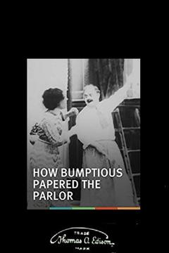 Best Comedy Movies of 1910 : How Bumptious Papered the Parlor