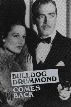 Best Mystery Movies of 1937 : Bulldog Drummond Comes Back