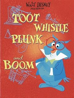 Best Animation Movies of 1953 : Toot, Whistle, Plunk and Boom