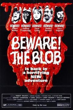 Best Science Fiction Movies of 1972 : Beware! The Blob