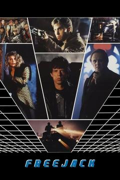Best Science Fiction Movies of 1992 : Freejack