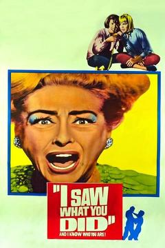 Best Mystery Movies of 1965 : I Saw What You Did