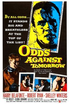 Best Crime Movies of 1959 : Odds Against Tomorrow