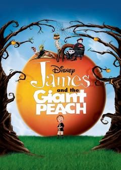 Best Family Movies of 1996 : James and the Giant Peach