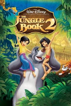 Best Animation Movies of 2003 : The Jungle Book 2