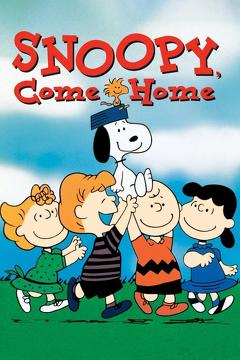 Best Family Movies of 1972 : Snoopy, Come Home