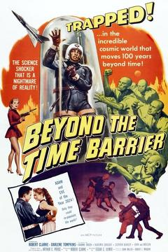 Best Science Fiction Movies of 1960 : Beyond the Time Barrier