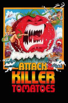 Best Science Fiction Movies of 1978 : Attack of the Killer Tomatoes!