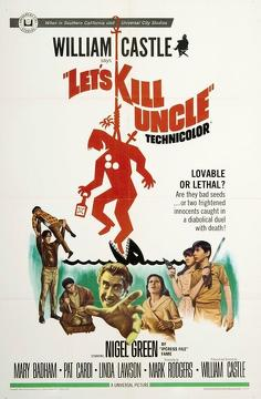 Best Horror Movies of 1966 : Let's Kill Uncle