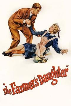 Best Romance Movies of 1947 : The Farmer's Daughter