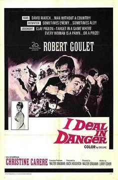 Best Drama Movies of 1966 : I Deal In Danger