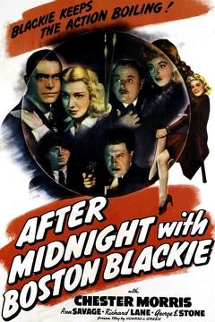 Best Mystery Movies of 1943 : After Midnight with Boston Blackie
