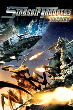Best Action Movies of 2012 : Starship Troopers: Invasion