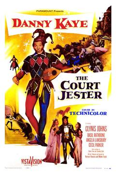 Best Family Movies of 1955 : The Court Jester