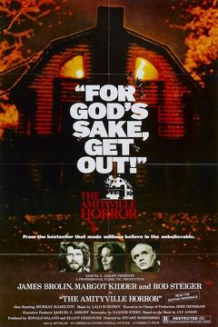 Best Horror Movies of 1979 : The Amityville Horror