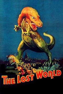 Best Science Fiction Movies of 1925 : The Lost World