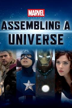 Best Tv Movie Movies of 2014 : Marvel Studios: Assembling a Universe