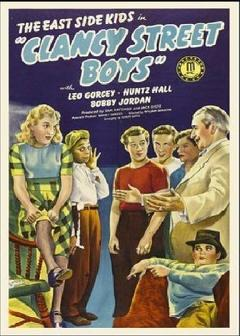 Best Comedy Movies of 1943 : Clancy Street Boys