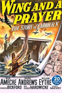 Best War Movies of 1944 : Wing and a Prayer