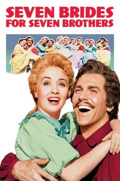 Best Comedy Movies of 1954 : Seven Brides for Seven Brothers