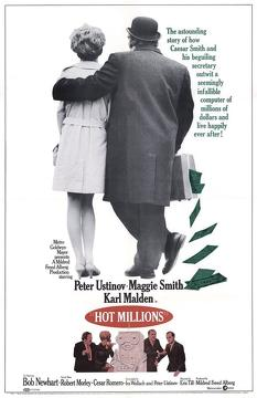 Best Comedy Movies of 1968 : Hot Millions