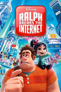 Best Family Movies of 2018 : Ralph Breaks the Internet