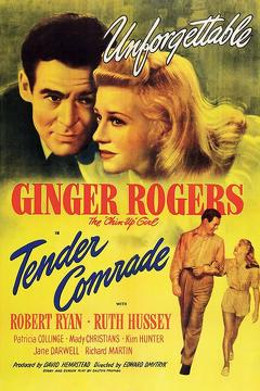 Best Drama Movies of 1943 : Tender Comrade