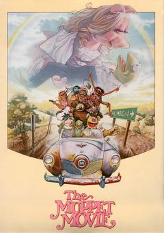 Best Adventure Movies of 1979 : The Muppet Movie