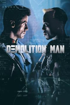 Best Crime Movies of 1993 : Demolition Man