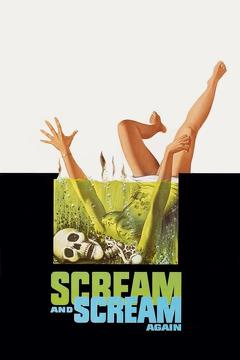 Best Mystery Movies of 1970 : Scream and Scream Again