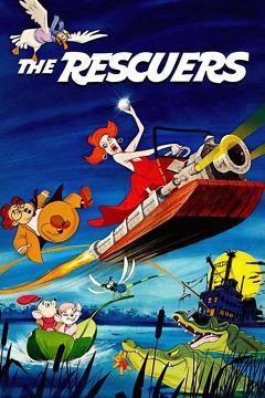 Best Adventure Movies of 1977 : The Rescuers