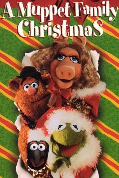 Best Music Movies of 1987 : A Muppet Family Christmas