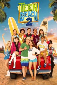 Best Fantasy Movies of 2015 : Teen Beach 2