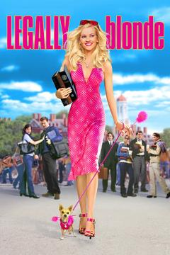 Best Comedy Movies of 2001 : Legally Blonde