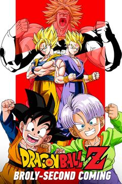 Best Animation Movies of 1994 : Dragon Ball Z: Broly – Second Coming