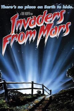 Best Mystery Movies of 1986 : Invaders from Mars