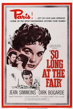 Best Mystery Movies of 1950 : So Long at the Fair