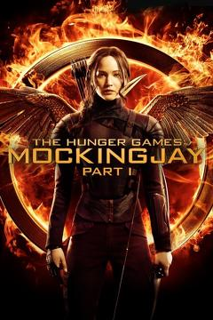 Best Thriller Movies of 2014 : The Hunger Games: Mockingjay - Part 1