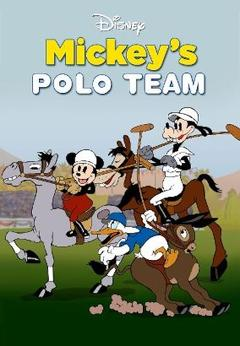 Best Animation Movies of 1936 : Mickey's Polo Team