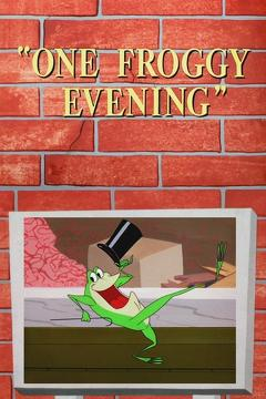 Best Animation Movies of 1955 : One Froggy Evening