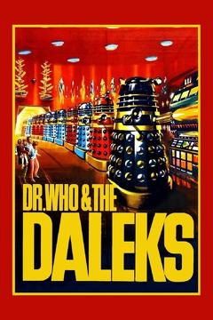 Best Science Fiction Movies of 1965 : Dr. Who and the Daleks