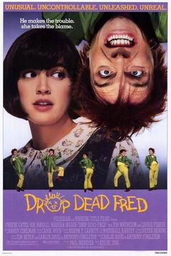 Best Fantasy Movies of 1991 : Drop Dead Fred