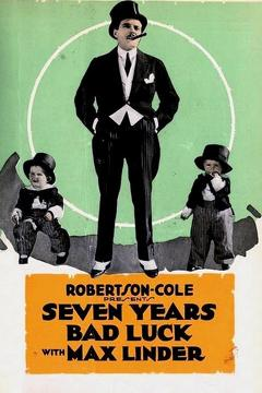 Best Comedy Movies of 1921 : Seven Years Bad Luck