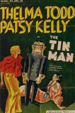 Best Adventure Movies of 1935 : The Tin Man
