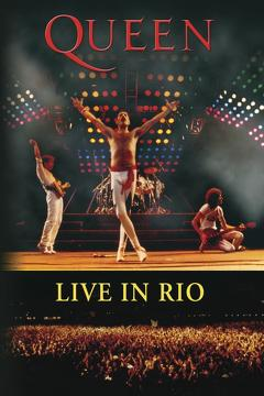 Best Music Movies of 1985 : Queen: Live in Rio