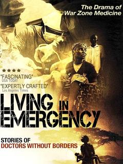 Best Documentary Movies of 2008 : Living in Emergency: Stories of Doctors Without Borders