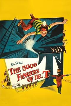 Best Family Movies of 1953 : The 5,000 Fingers of Dr. T.