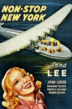 Best Science Fiction Movies of 1937 : Non-Stop New York